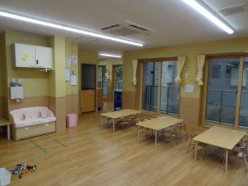 うさぎ組🐰(2歳児)の部屋